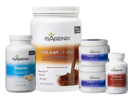 Isagenix 9 Day Nutritional Cleanse Weight Loss System