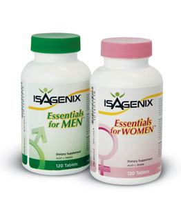 Isagenix Essentials Multivitamins