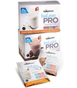 Isagenix New Zealand Isalean Pro Shakes