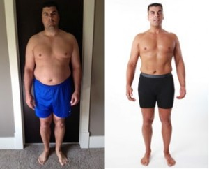 Before and After Isagenix