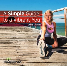 Isagenix Energy Guide