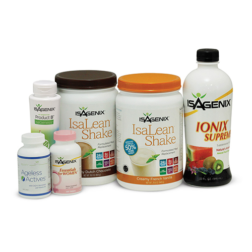 Isagenix Products for Anti Ageing