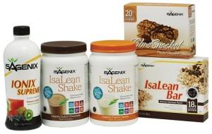 Isagenix Healthy Lifestyle Pak NZ