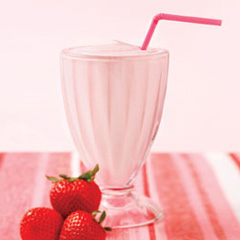Strawberry Isagenix Shake