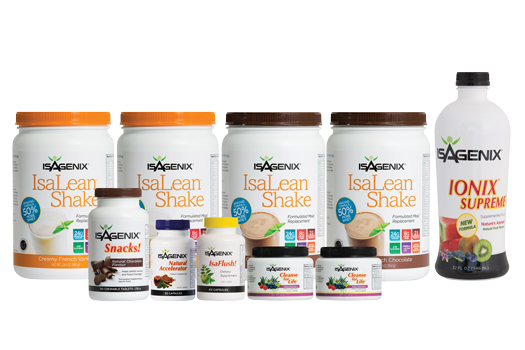 Isagenix 30 Day Weight Loss Nutritional Cleanse