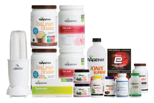 Isagenix NZ Energy Premium Pack