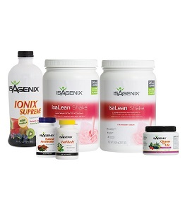 Isagenix Wellington healthy maintenance program