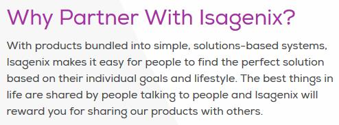 Why Choose Isagenix