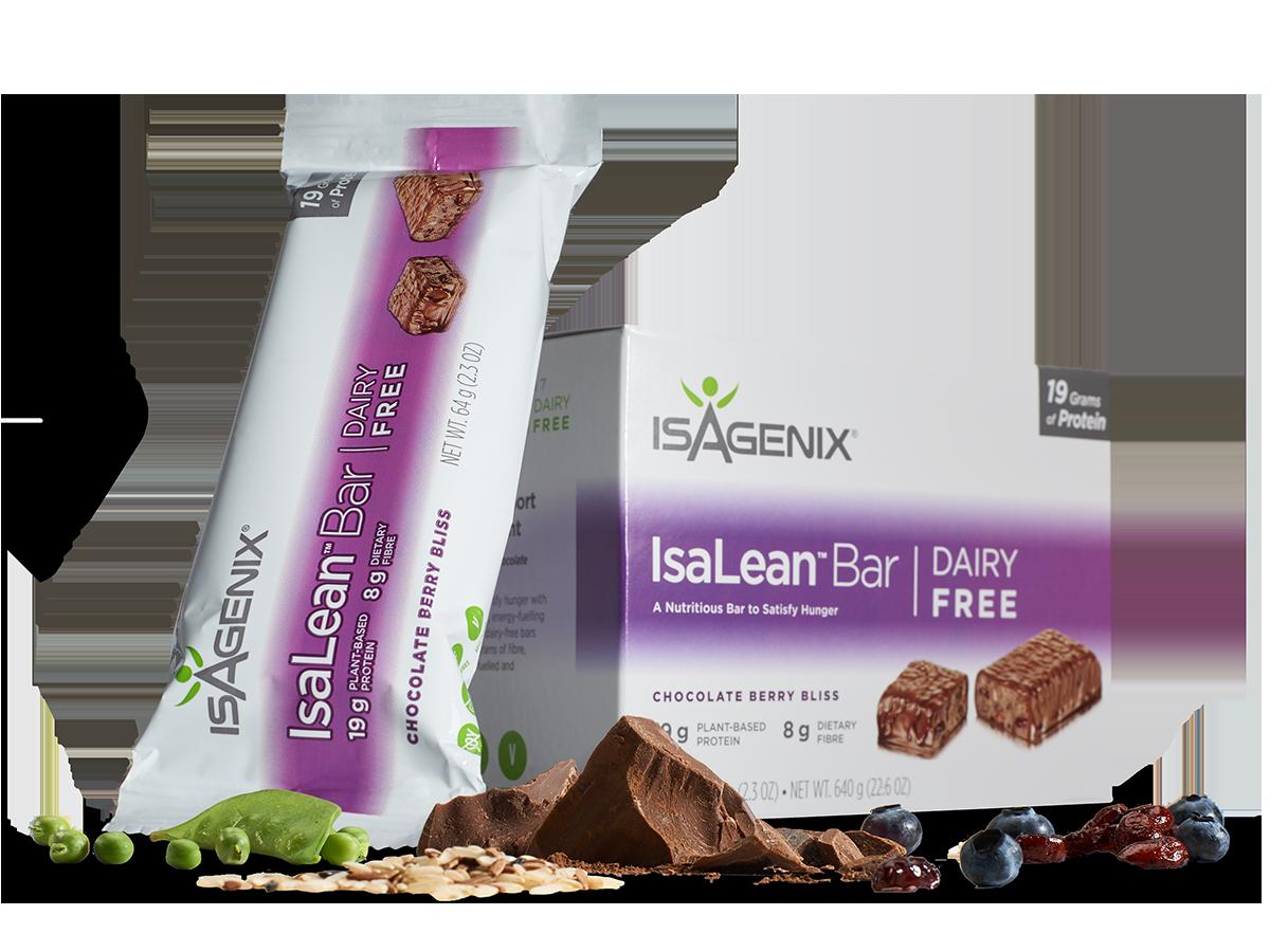 Dairy Free IsaLean Bars