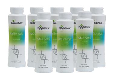IsaGenesis Premium Pack
