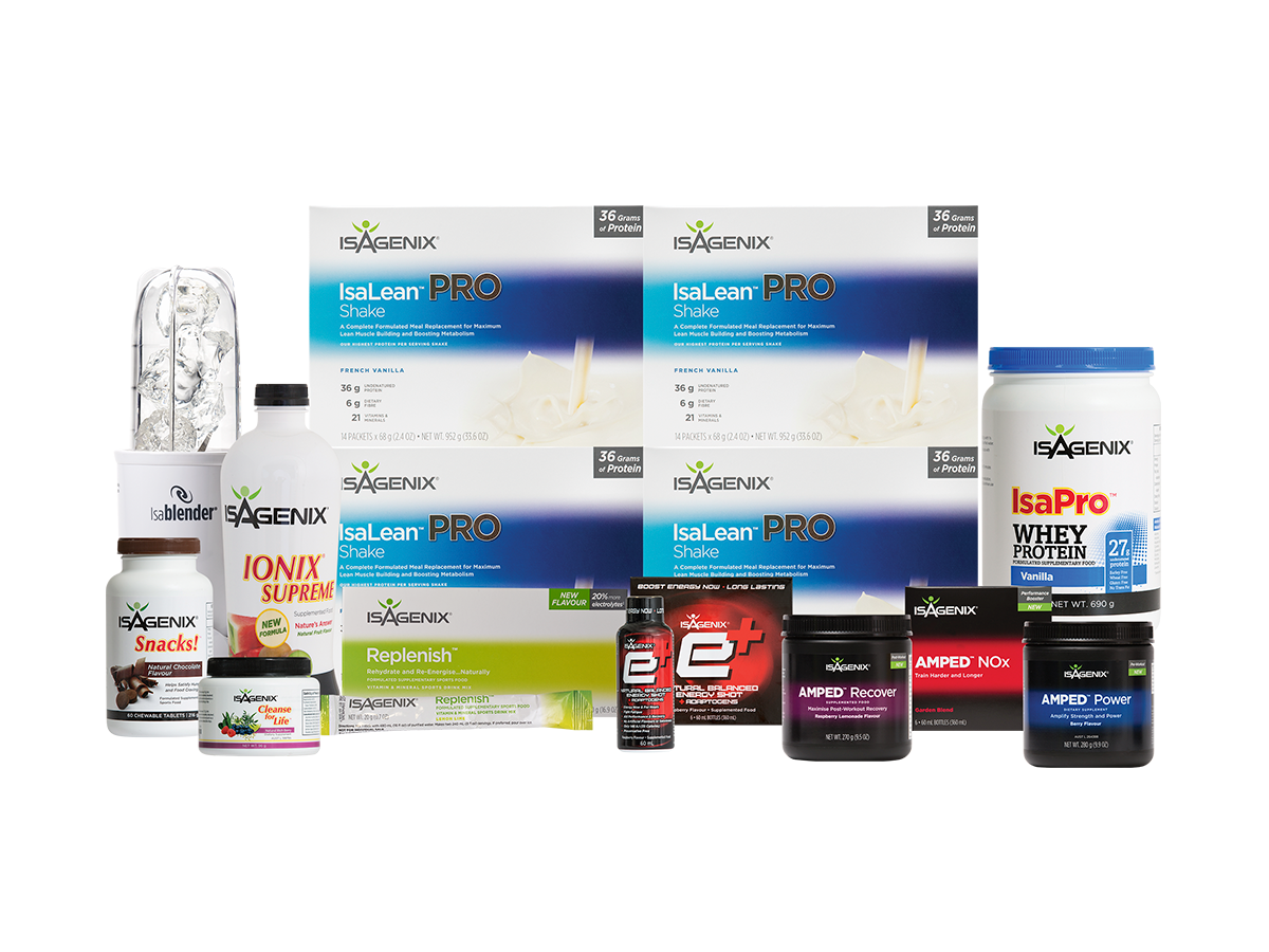Isagenix Performance Premium Pack