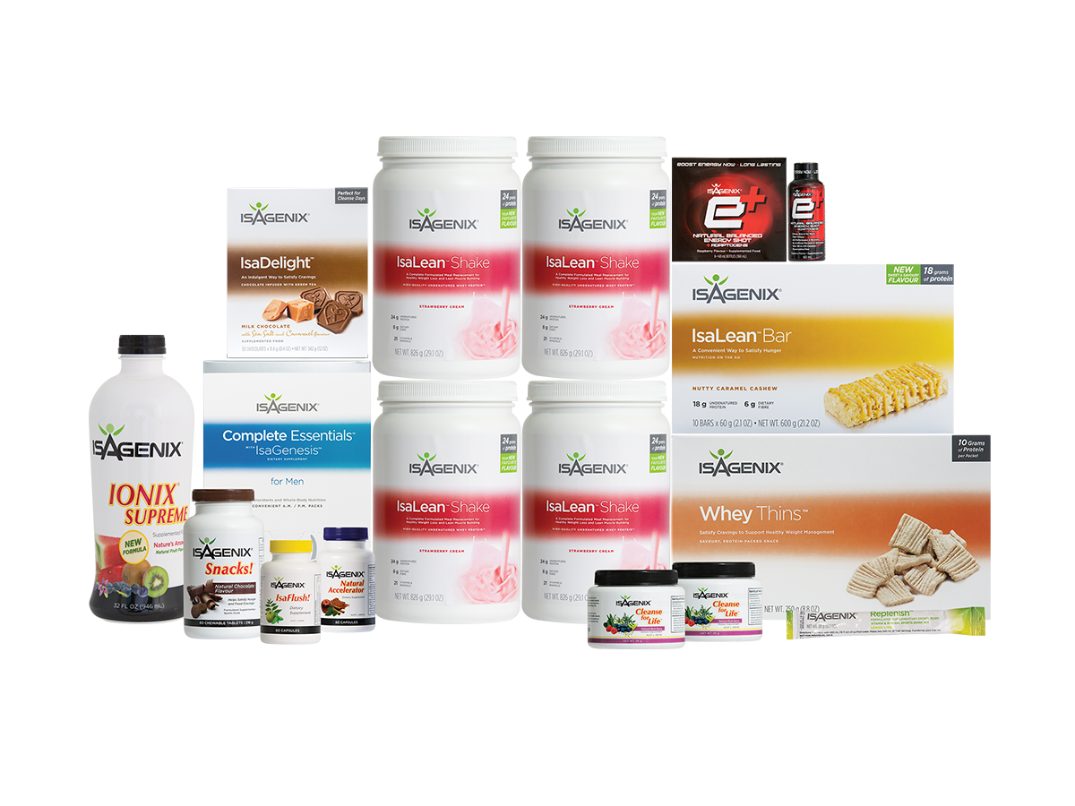 Isagenix Ultimate Pack