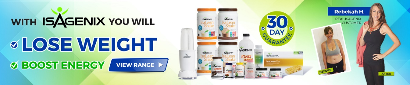 IsaTrim New Zealand Isagenix Products