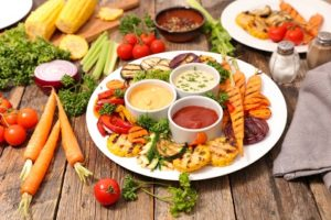 Healthy BBQ Food