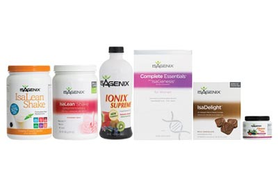 Isagenix New Zealand Healthy Ageing System