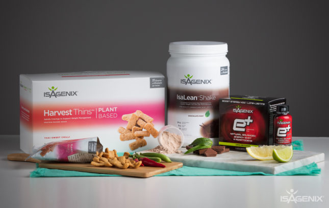 3 New Isagenix Products