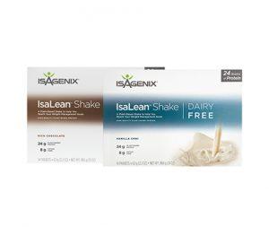 Isagenix Dairy Free IsaLean Shake