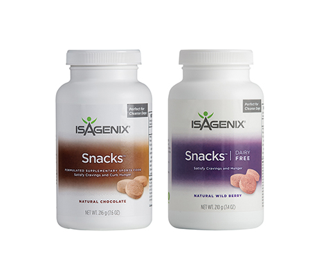 Snacks from Isagenix