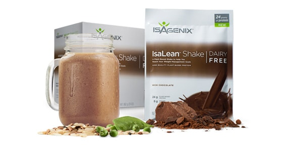 IsaLean Shake in Dairy Free