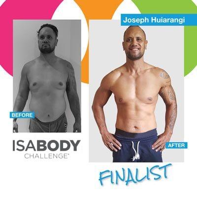 Amazing Isagenix Results