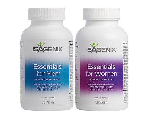 Essentials for men and women